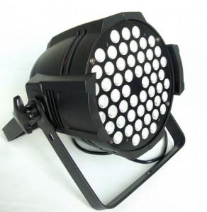 -LED PAR54x3W-RGBW DMX